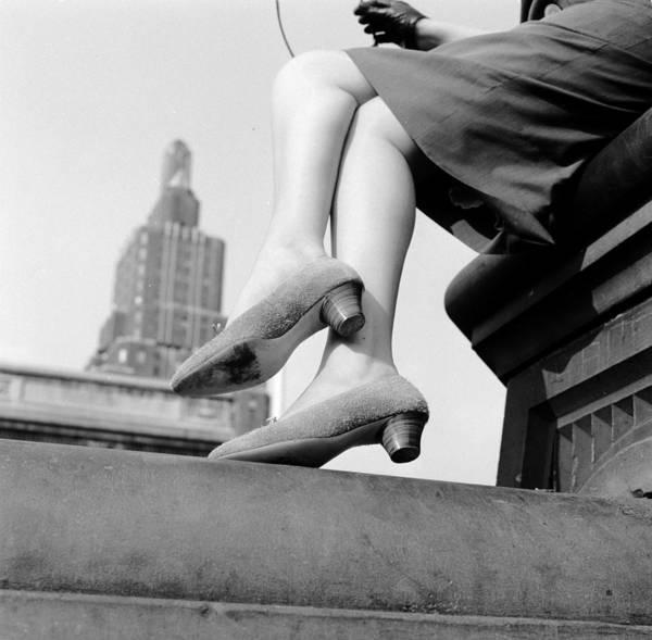 Shoe Photograph - Medium Heels by Jacobsen