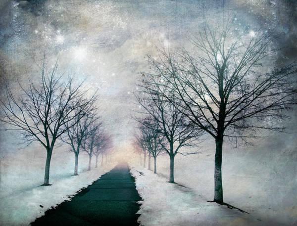 Photograph - Meet Me At Midnight by Theresa Tahara