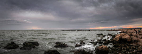 Photograph - Meigs Point Pano by Simmie Reagor