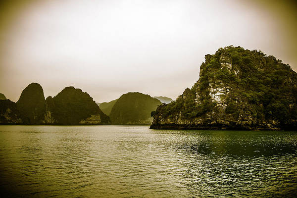 Wall Art - Photograph - Halong Bay, Vietnam by Madeline Ellis