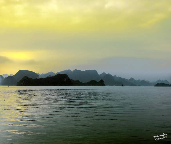 Wall Art - Photograph - Halong Bay View by Madeline Ellis