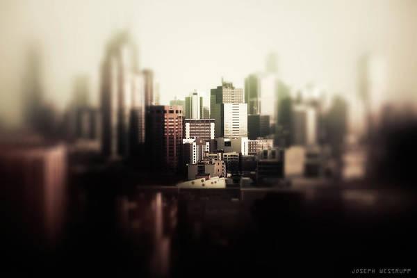Wall Art - Photograph - Melbourne Towers by Joseph Westrupp