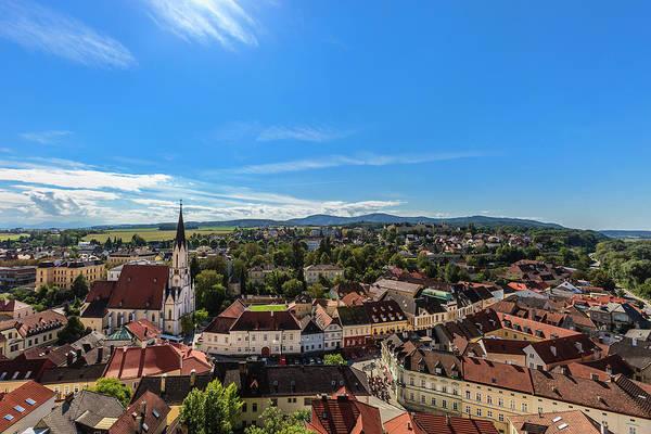 Danube Photograph - Melk, Austria by Flavio Vallenari