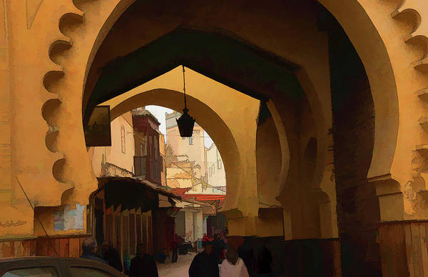 Photograph - Melleh Arches by Jessica Levant