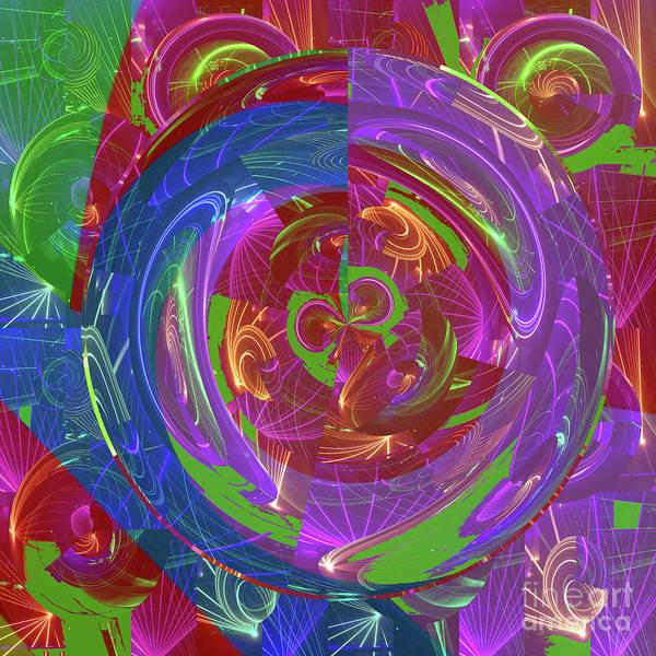 Wall Art - Digital Art - Melody Remix  by Merice Ewart