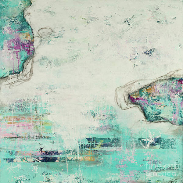 Wall Art - Painting - Melted Gelato by Kirsten Reed