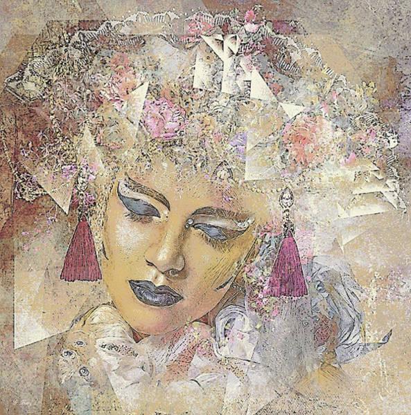 Wall Art - Mixed Media - Memoirs Of A Geisha 0054 by G Berry