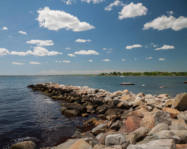 Photograph - Memorial Day 2019 At Stonington Point by Kirkodd Photography Of New England