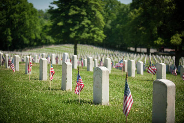 Photograph - Memorial Day by Mark Duehmig