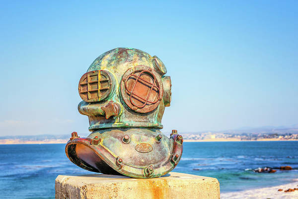 Photograph - Memorial In Monterey by Joseph S Giacalone