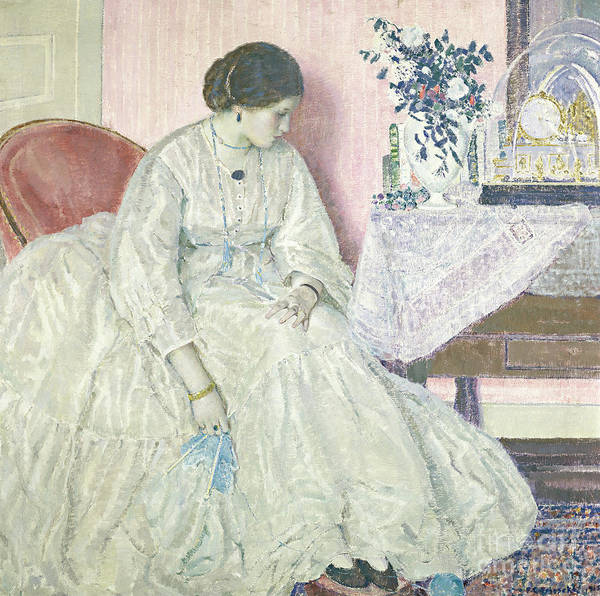 Remembrance Painting - Memories, 1915  by Frederick Carl Frieseke