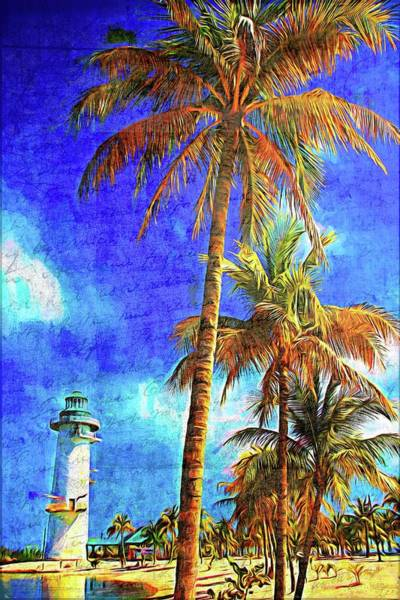 Photograph - Memories From Harvest Caye by Alice Gipson