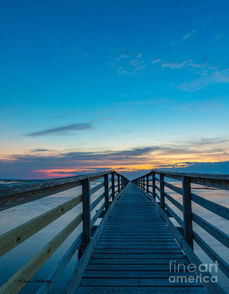 Photograph - Memories On The Boardwalk by Michelle Constantine