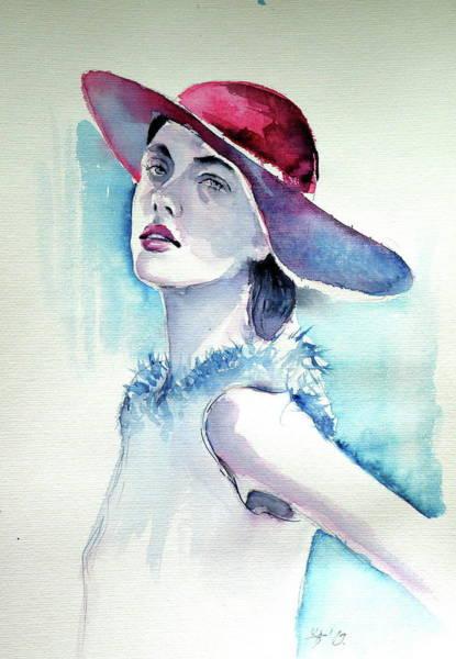 Mood Painting - Memory by Kovacs Anna Brigitta
