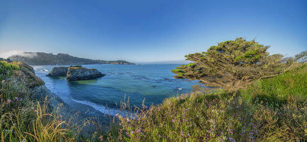 Photograph - Mendocino Coastal Bluffs by Jonathan Hansen