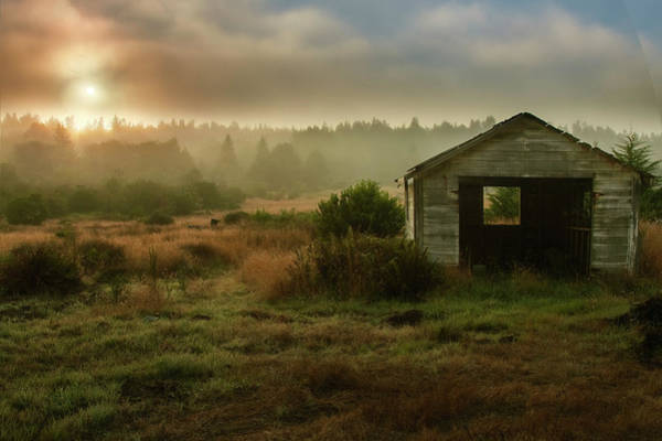 Wall Art - Photograph - Mendocino Shack by Vincent James