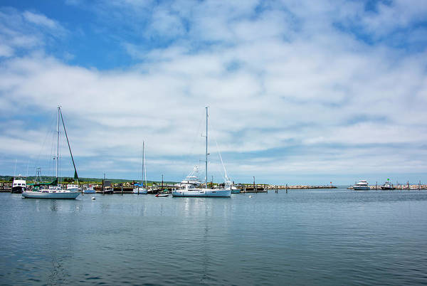 Wall Art - Photograph - Menemsha Basin On Martha's Vineyard by Brendan Reals