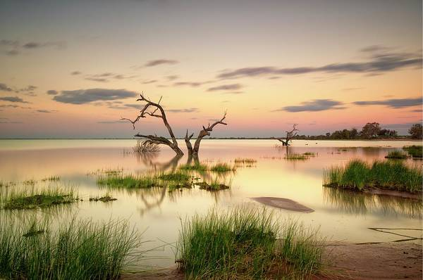 Photograph - Menindee Lakes by I Am A  Landscape Photographer Based In Sydney Australia
