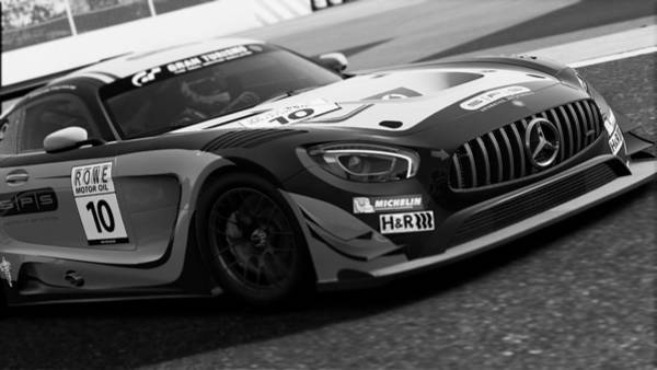 Photograph - Mercedes Amg Gt3 - 60 by Andrea Mazzocchetti