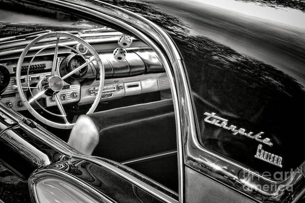 Wall Art - Photograph - Mercury Turnpike Cruiser by Olivier Le Queinec