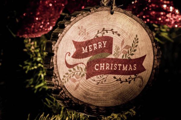 Photograph - Merry Christmas by Allin Sorenson