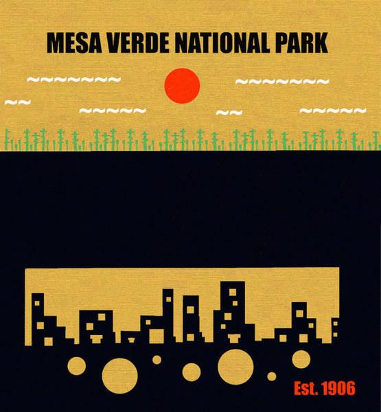 Wall Art - Mixed Media - Mesa Verde N. P. M Series by David Lee Thompson