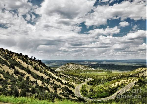 Wall Art - Photograph - Mesa Verde View by Suzanne Wilkinson