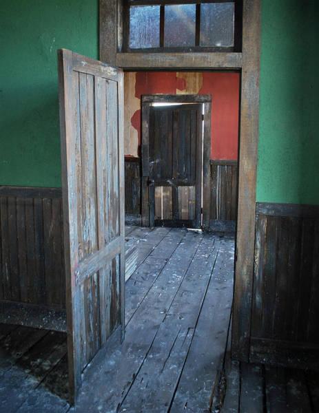 Wall Art - Photograph - Mescal Doors 1 by Richard Wenz