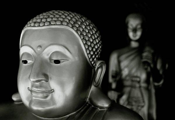 Photograph - Mesmeric Buddha by Shaun Higson