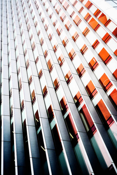 Photograph - Metal Architecture by Subman