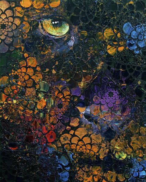 Wall Art - Painting - Metamorphosis by Michael Creese