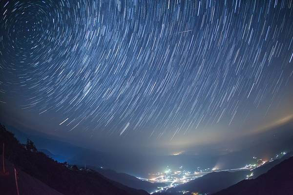 Okayama Prefecture Photograph - Meteor by Tdubphoto