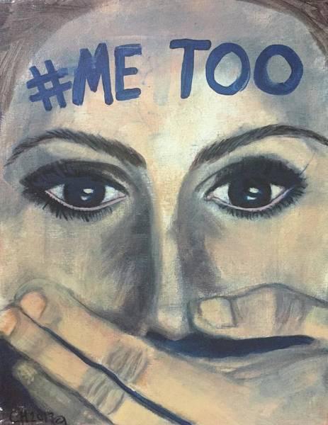 Painting - #me_too by Cherylene Henderson