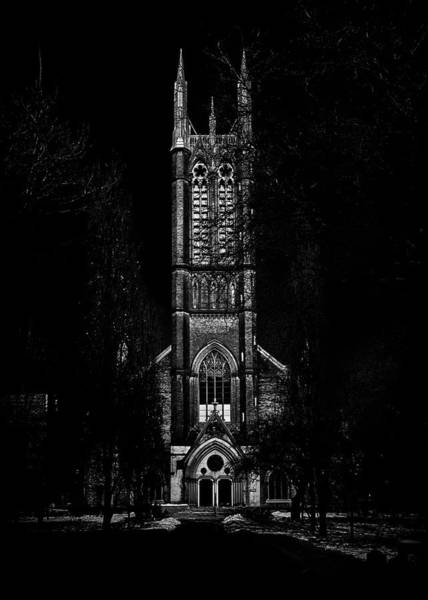 Photograph - Metropolitan United Church Toronto Canada 3 by Brian Carson