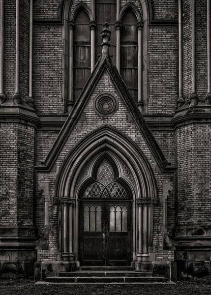 Photograph - Metropolitan United Church Toronto Canada 7 by Brian Carson