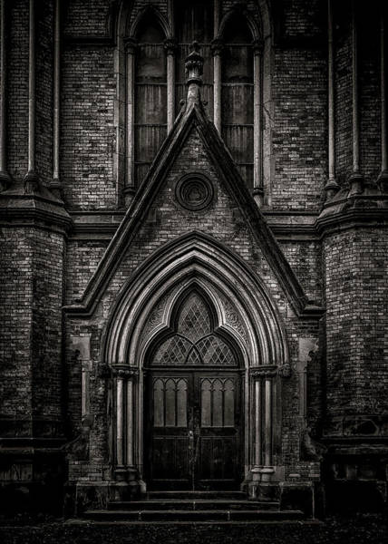 Photograph - Metropolitan United Church Toronto Canada 8 by Brian Carson