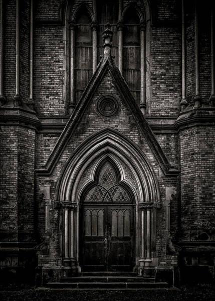 Photograph - Metropolitan United Church Toronto Canada 8 by Brian Carson
