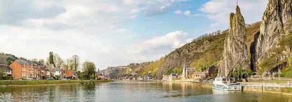 Wall Art - Photograph - Meuse River With Bayard Rock by JR Photography