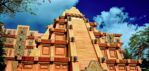 Photograph - Mexico Pavilion, Epcot by A Gurmankin