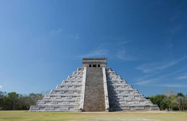 Mayan Wall Art - Photograph - Mexico, Yucatan Peninsula, Yucatan by Adam Crowley