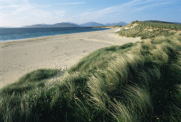 Wall Art - Photograph - Mhor Sands, Isle Of Harris, Outer by James Warwick