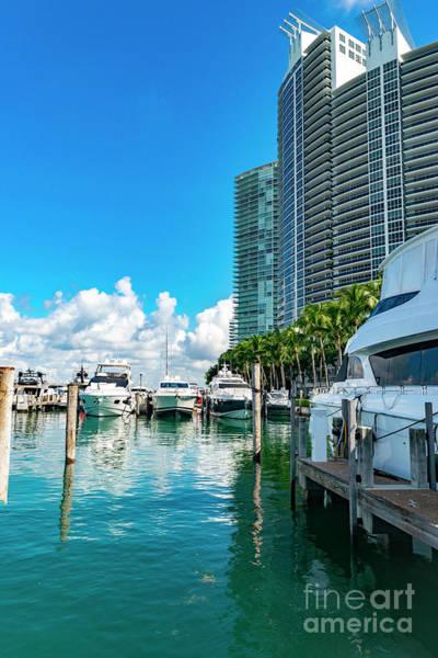 Photograph - Miami Beach Series 7 by Carlos Diaz