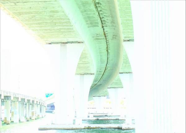 Photograph - Miami Bridge by Merle Grenz