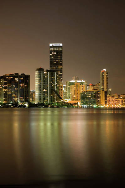 Biscayne Wall Art - Photograph - Miami Reflections by Jfmdesign