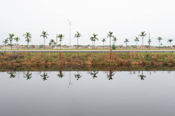 Photograph - Miami Topographics 21 by Stuart Allen