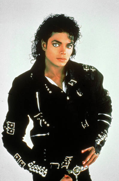 Photograph - Michael Jackson by Time Life Pictures