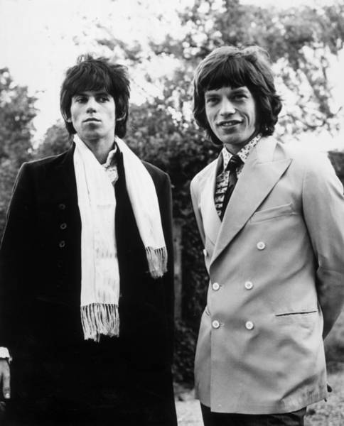 Photograph - Mick Jagger by Archive Photos