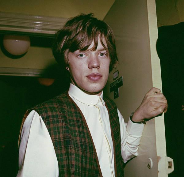 Wall Art - Photograph - Mick Jagger by Paul Popper/popperfoto