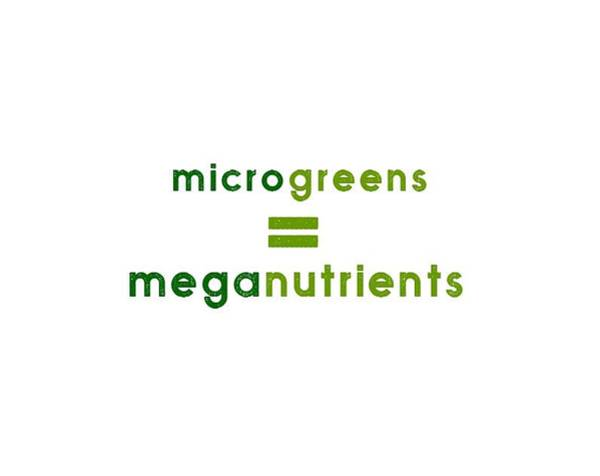 Drawing - Microgeens And Meganutrients - Two Greens by Charlie Szoradi