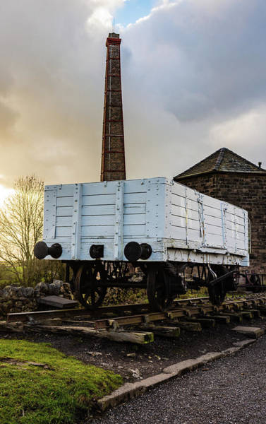 Photograph - Middleton Top Cart And Engine House by Scott Lyons